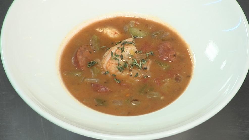 Winter Soups: Shrimp, chicken and andouille gumbo | WJAR
