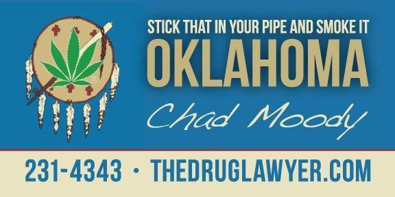 Moody says this billboard and three others will go up in digital form in Oklahoma City.