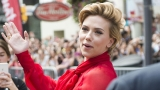 Scarlett Johansson would consider a career in politics