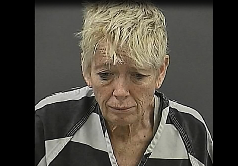 Cynthia Anderson (Hall County Jail)