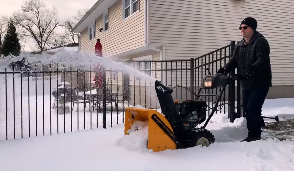That's why even before the first flakes fall, experts at Consumer Reports test snow blowers.{ } (Photo Credit: Consumer Reports)