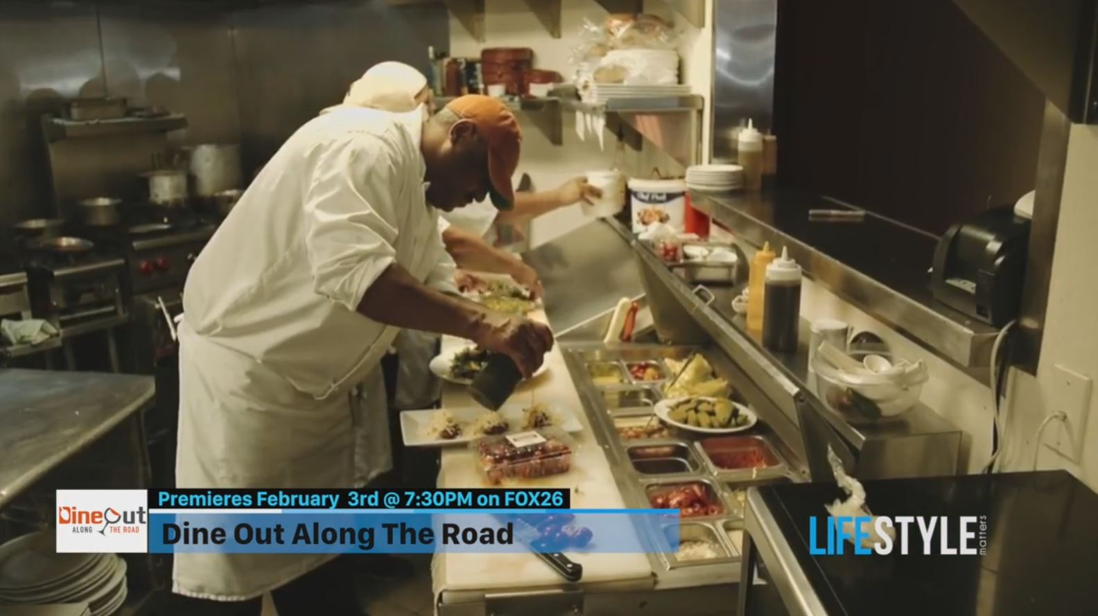 DineOut Along The Road host Ray O'Canto talks about where he is taking the 5th season of his show