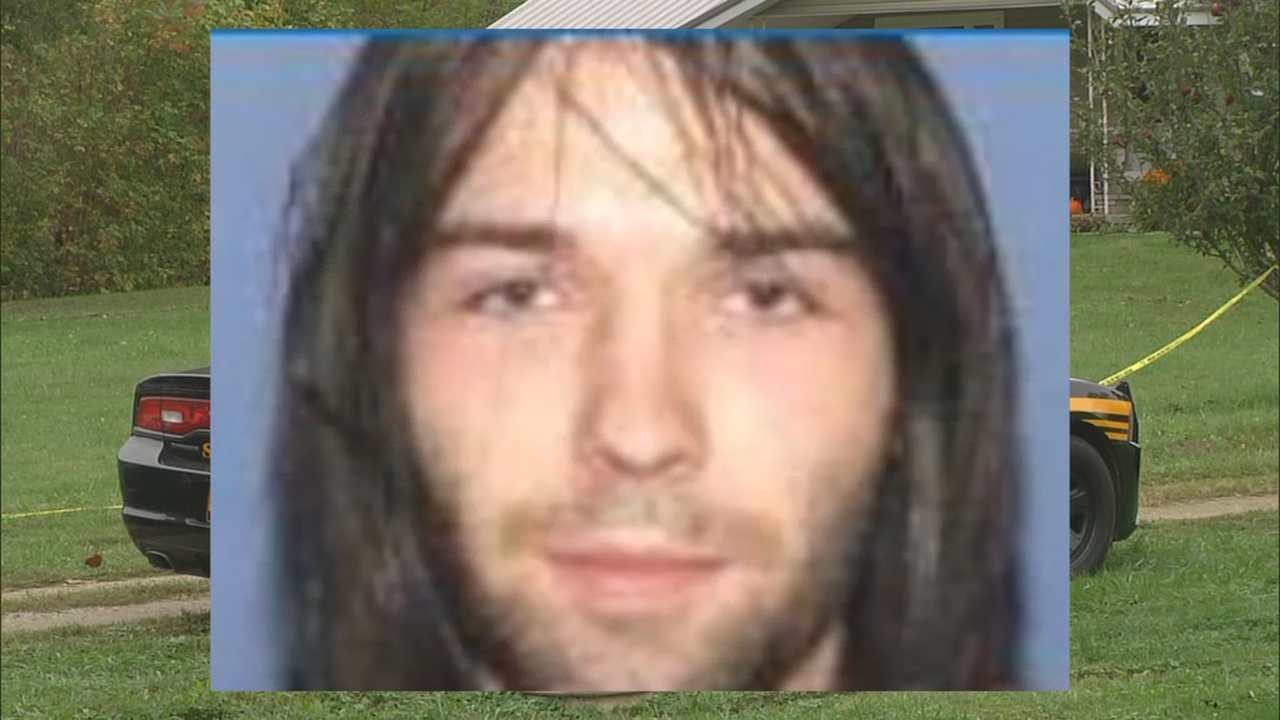 Lawrence County authorities are looking for Aaron Lawson, the suspect in multiple murders. (Courtesy Lawrence County Sheriff)<p></p>