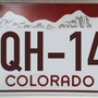 Police looking for possible burglar casing homes in stolen vehicle with Colorado plates