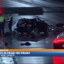 Two killed in three-car crash in Kent Co.