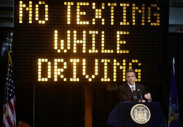 New York eyes 'textalyzer' to bust drivers