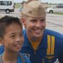 Blue Angels thunder across the Dayton skies for first time in 4 years