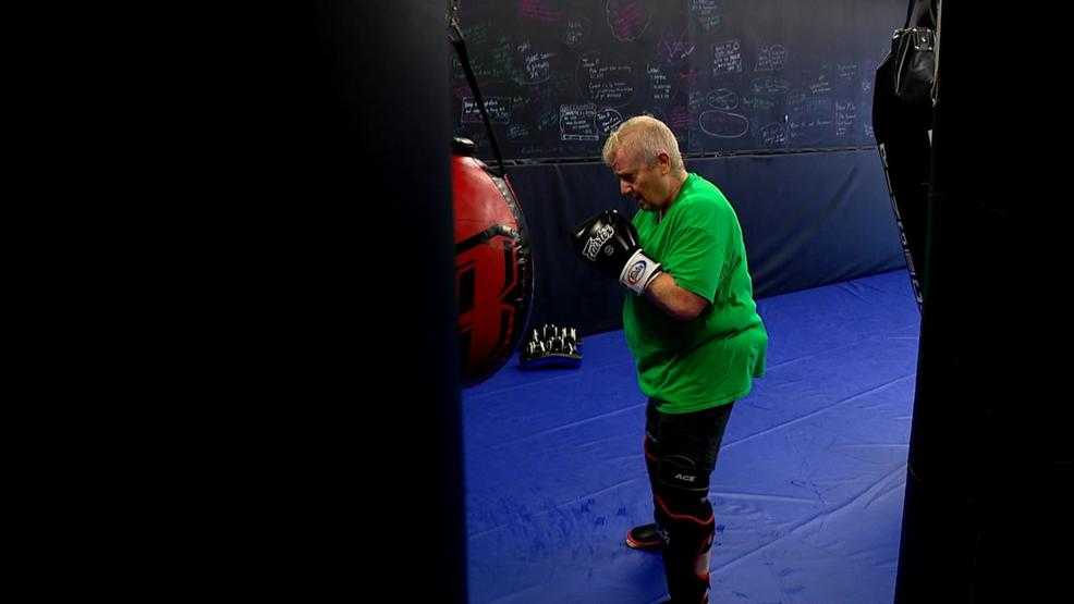62-year-old Asheville woman says it's never too late to try MMA fighting