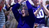 Photos show local Husky fans freak out after Pac-12 win