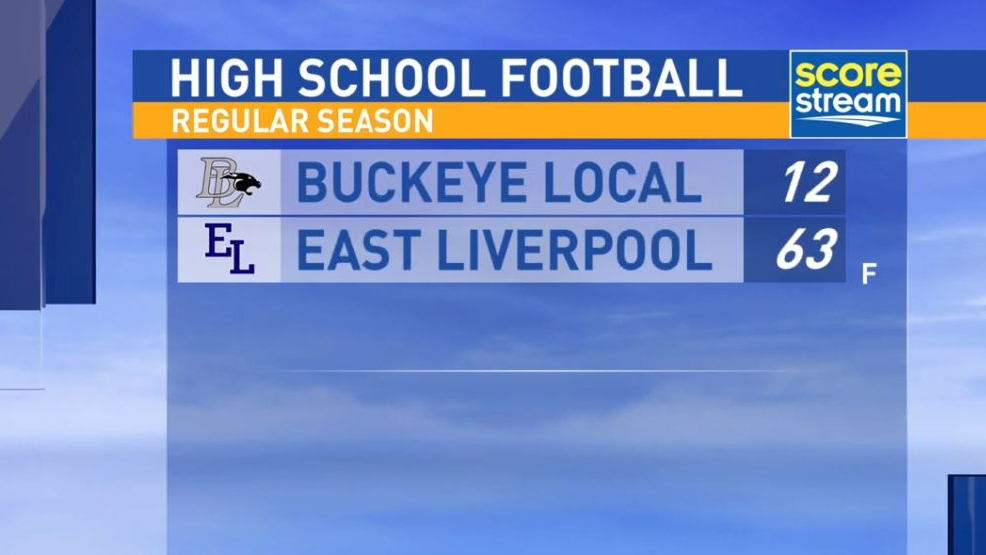 10.14.16 Highlights: Buckeye Local at East Liverpool