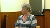 Woman charged in murder-for-hire plot in court