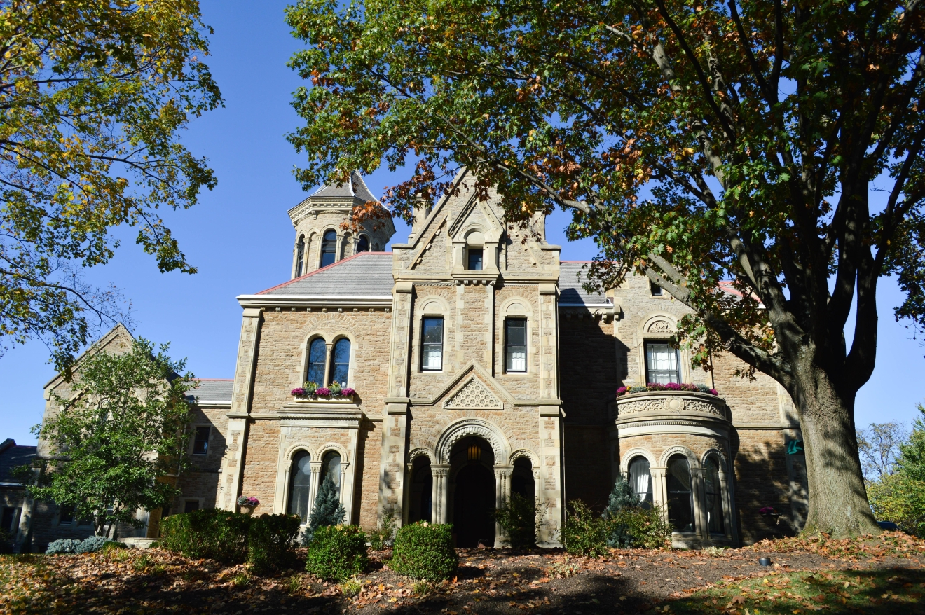 The Mansions of Clifton Tour was hosted by Photocorps on Sunday, Oct. 23. The tour began at the Clifton Cultural Arts Center. / IMAGE: Liliana Dillingham / PUBLISHED: 11.9.16