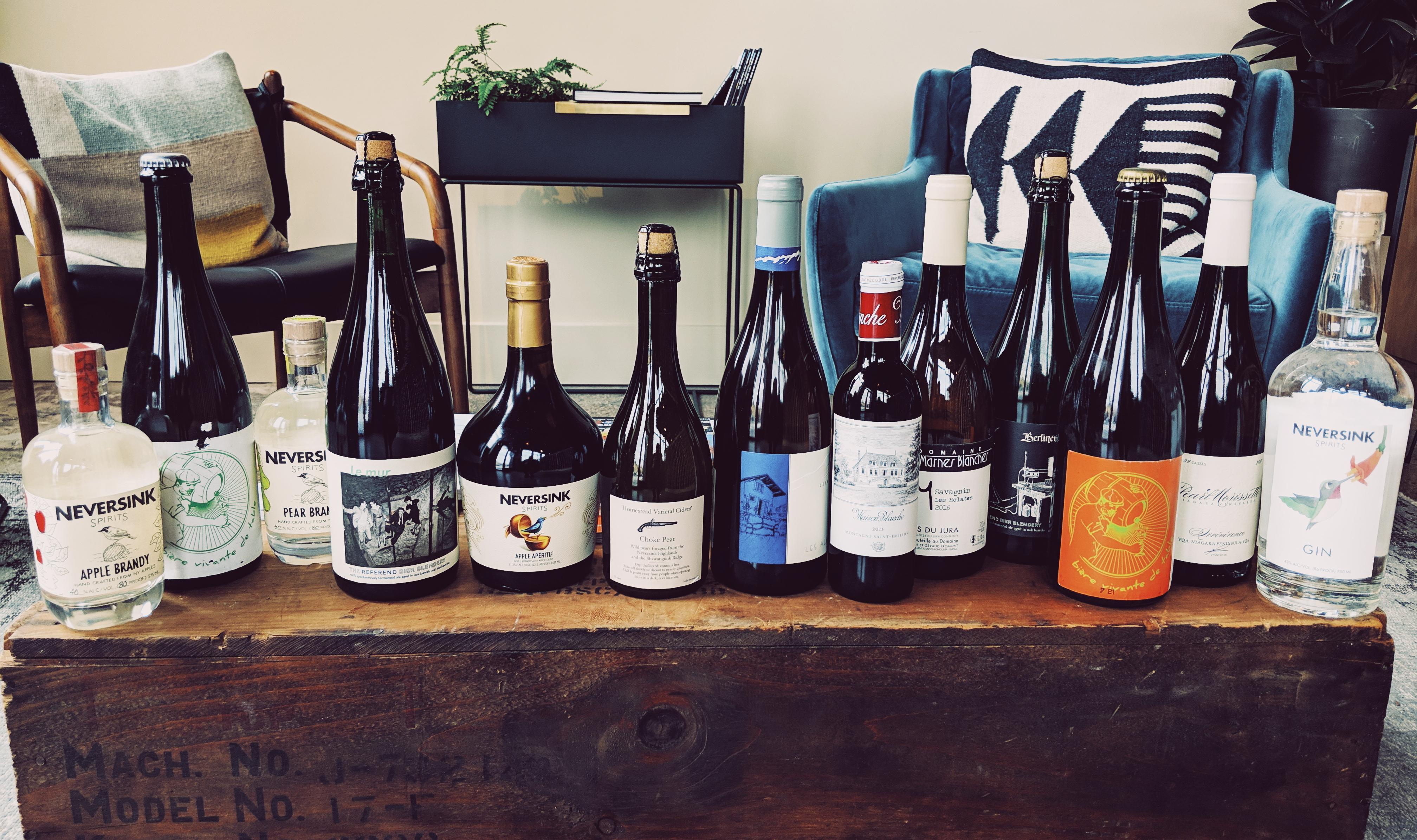 6-Month Natural Wine Club from Domestique{ }// Price: $428 // Buy in store or online // https://domestiquewine.com // (Image: Domestique)