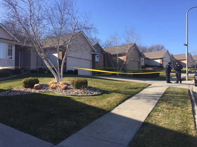 Sarpy County officials have a home blocked off in Papillion near Fountain Drive and Maass Road for a shooting investigation.<p></p>