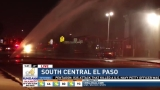 Update: At least 500 people affected by water main break in South Central El Paso
