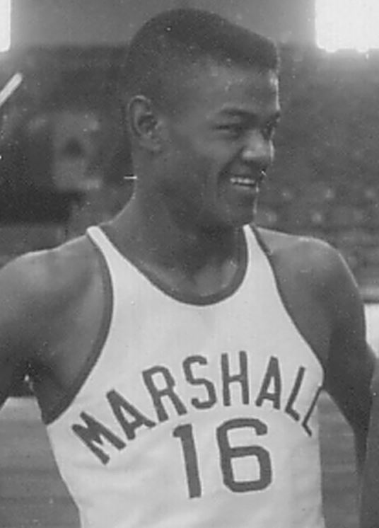 Marshall University says Hal Greer was the first black athlete to play for Marshall. (Marshall University Athletics)