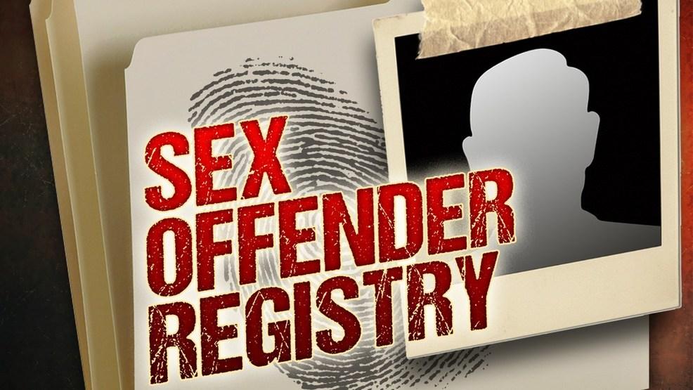 Sex ofender regeristy