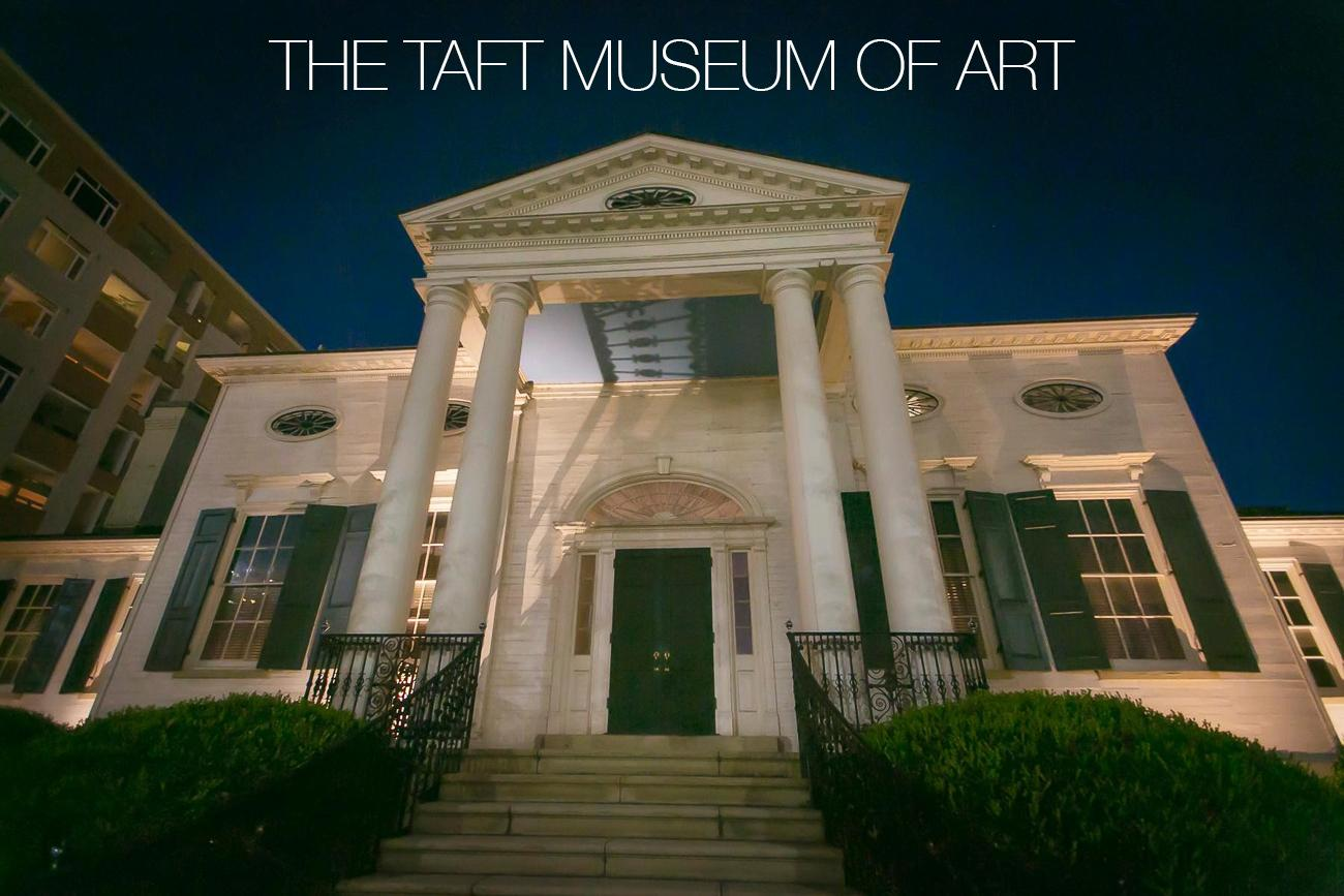 PLACE: Taft Museum of Art / DESCRIPTION: a museum set within a former house that's filled with fine art / ADDRESS: 316 Pike St (45202) / ADMISSION: $12 adults, $10 seniors, $10 children, FREE for children younger than 5 years old / Image: Mike Bresnen // Published: 11.29.17