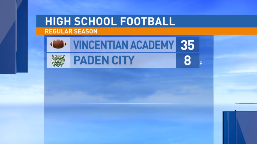 10.12.18 Highlights: Vincentian Academy at Paden City