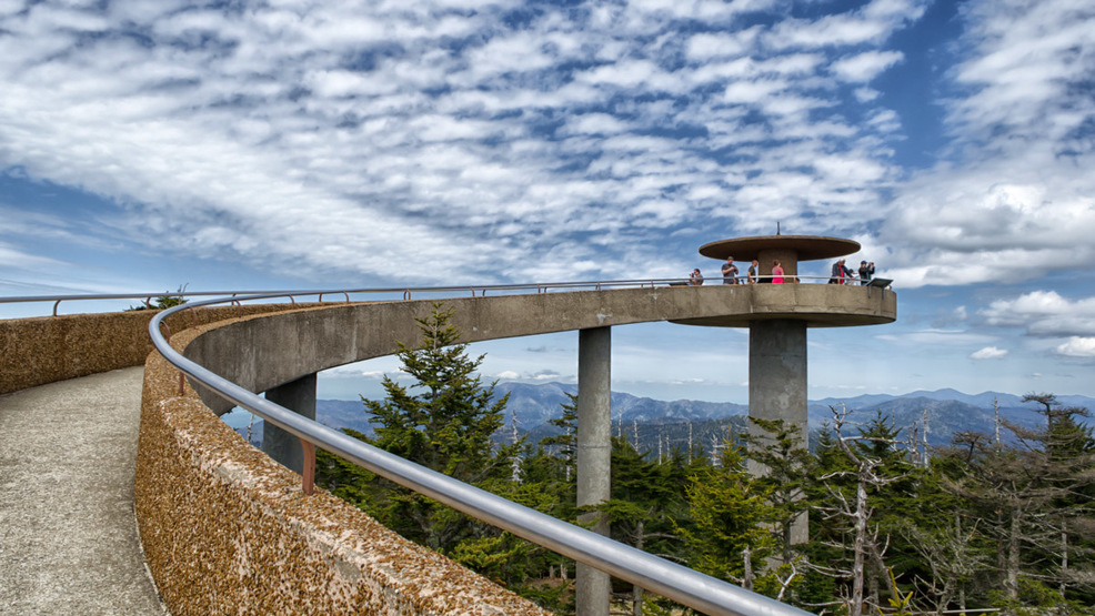 Clingmans Dome Tower closed June 4-15 | WLOS