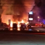 Officials: Fire destroys Covington auto shop