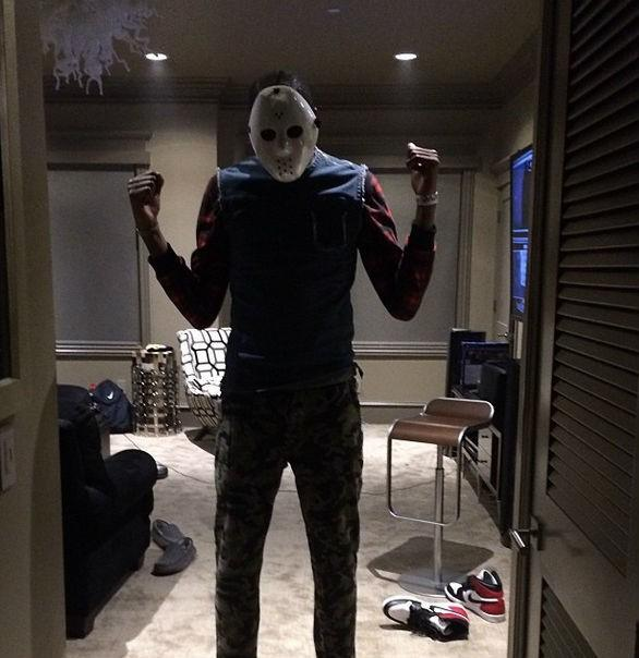 Kevin Durant as Jason.