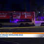 Driver dies after rear-ending an RTC Bus near Flamingo, US 95