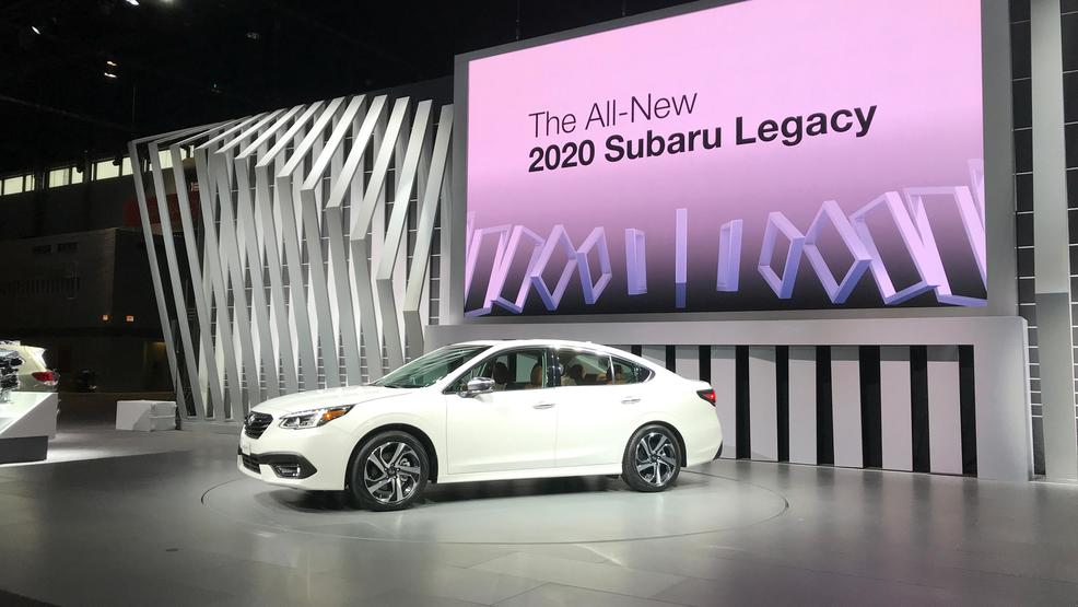 Chicago Auto Show: 4 things to know about the all-new 2020 Subaru