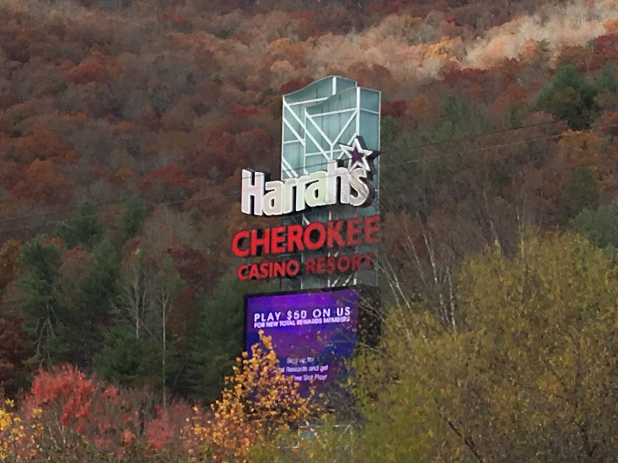 Cherokee is once again debating alcohol sales outside the casino. (Photo credit: WLOS staff)