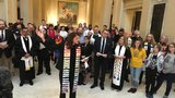 PICTURES: Teachers, supporters pack the Capitol on 4th day of walkout