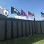 Traveling replica of the Vietnam War memorial wall arrives in Warsaw