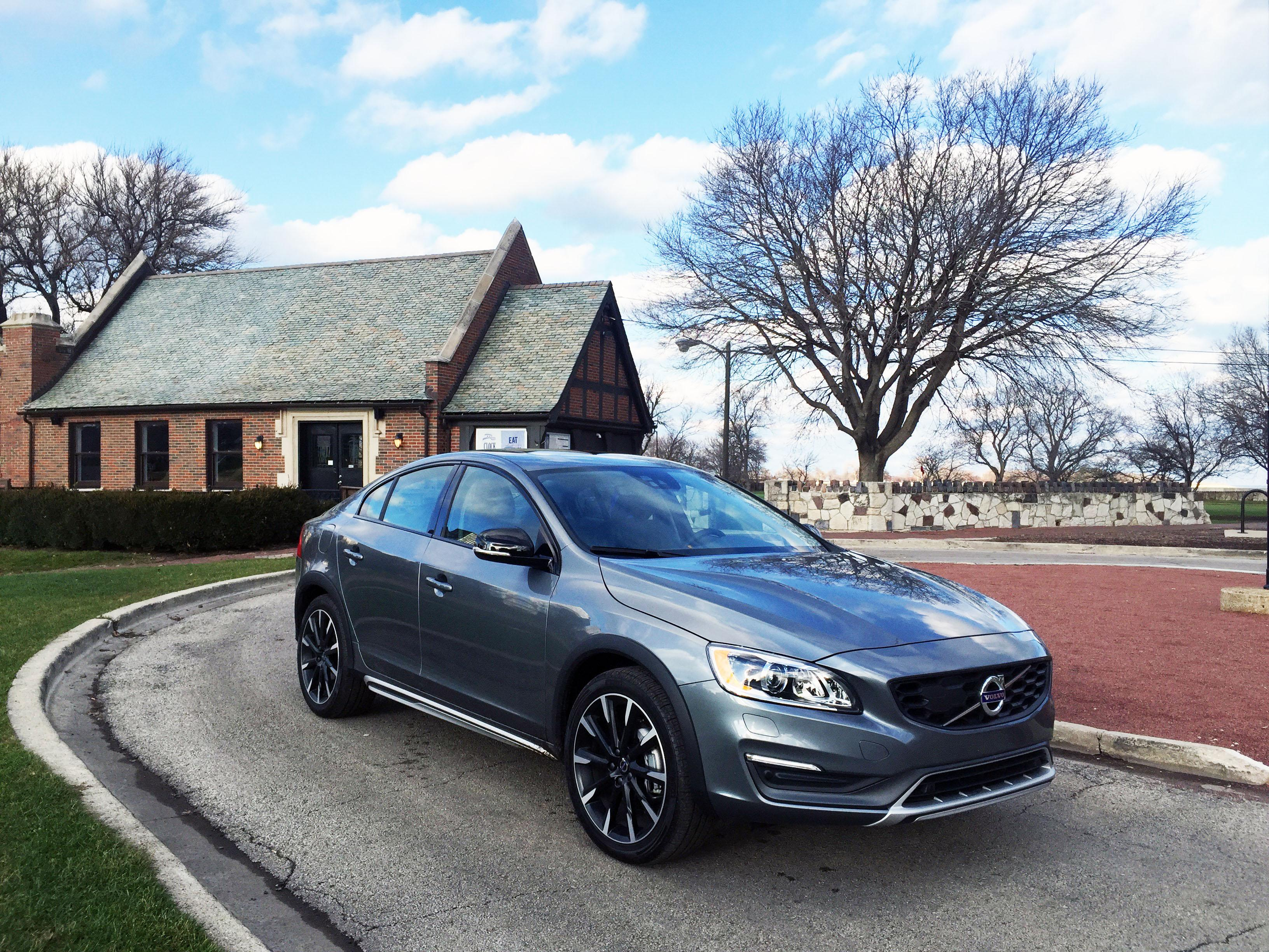 2017 volvo s60 cross country red 200 interior and exterior images. Black Bedroom Furniture Sets. Home Design Ideas
