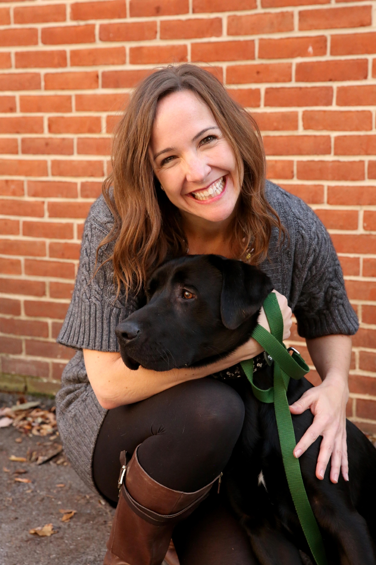 4-year-old Baxter is available for adoption at the Humane Rescue Alliance's Oglethorpe location.  Kate McElligott| 34-years-old| Washington, D.C.| Business Development and Marketing Professional (Amanda Andrade-Rhoades/DC Refined)