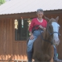 58-year-old Washington woman travels from Washington to Montana on horseback