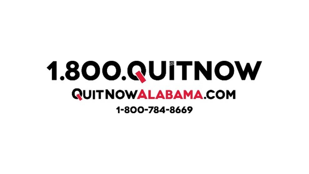 alabama quit now Alabama Tobacco Quitline: State offering free coaching, nicotine ...