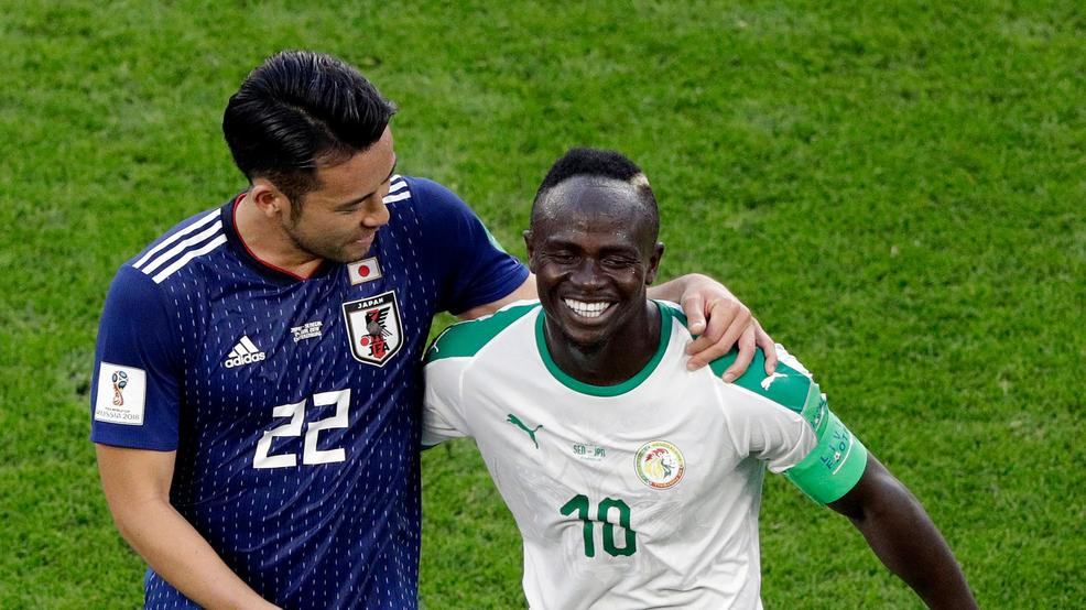 Image result for Senegal, Japan draw in exciting game at Yekaterinburg