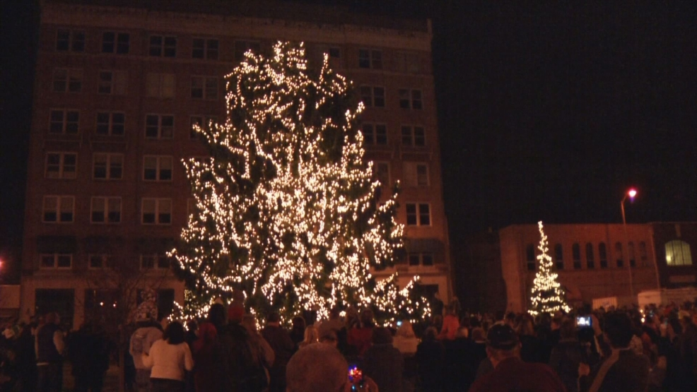 Annual Bristol Christmas Tree Lighting Kicking Off