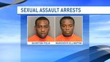 Police charge five men with sexual assault
