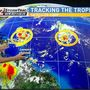 Tropical wave brings extra moisture