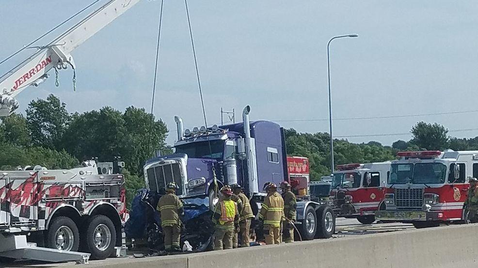 Multi Car Crash On I 80 Kills 1 Injures 5 Others Kptm