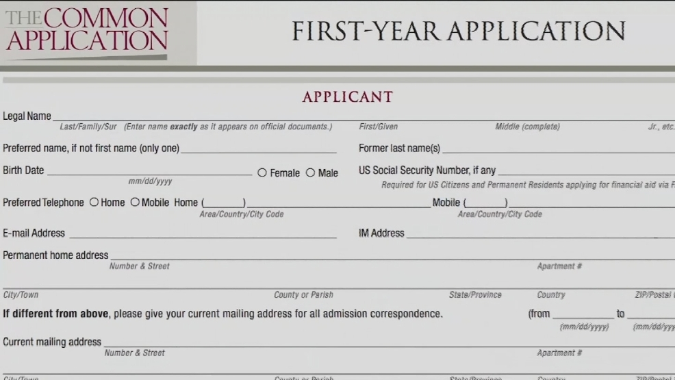 Should High School Punishments Go On College Applications? | Wjar