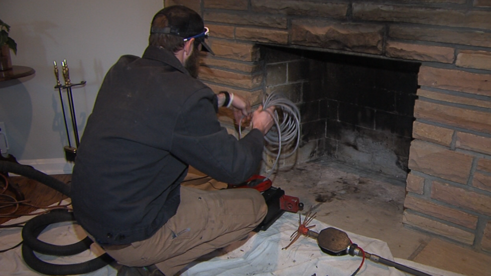 A Cold Snap Is Coming Your Chimney Clean