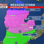 Ice storm becoming more likely this weekend