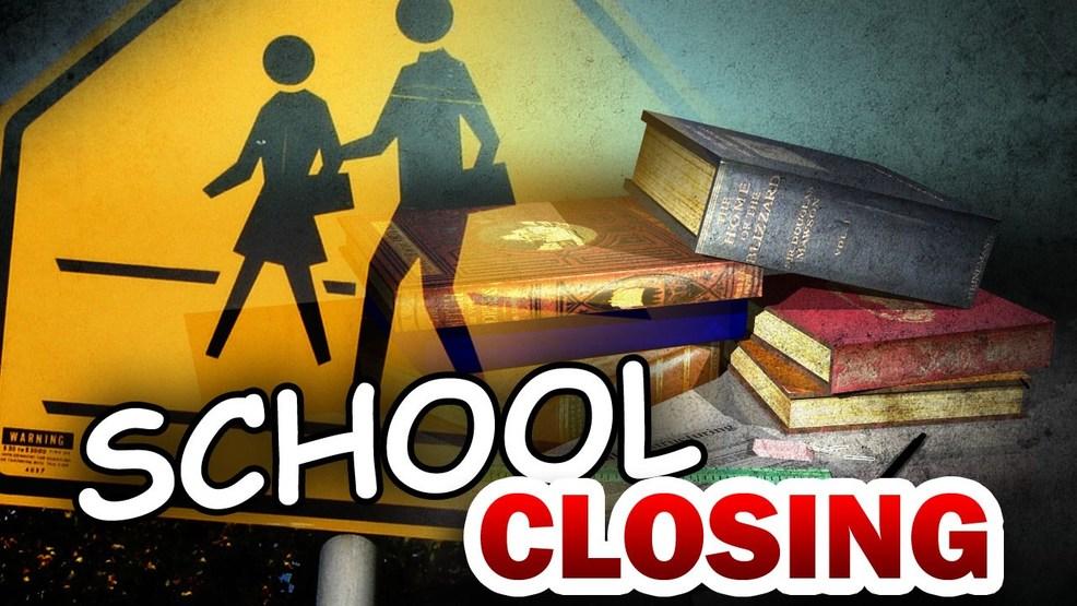 Thursday Middle Georgia School Closings