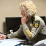 Chief deputy breaks stereotypes in new role