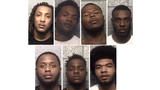 Officials:18 suspected gang members face multiple charges in Danville