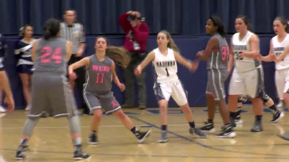 2.11.16 Video- Weir Vs. Madonna- Girls Basketball