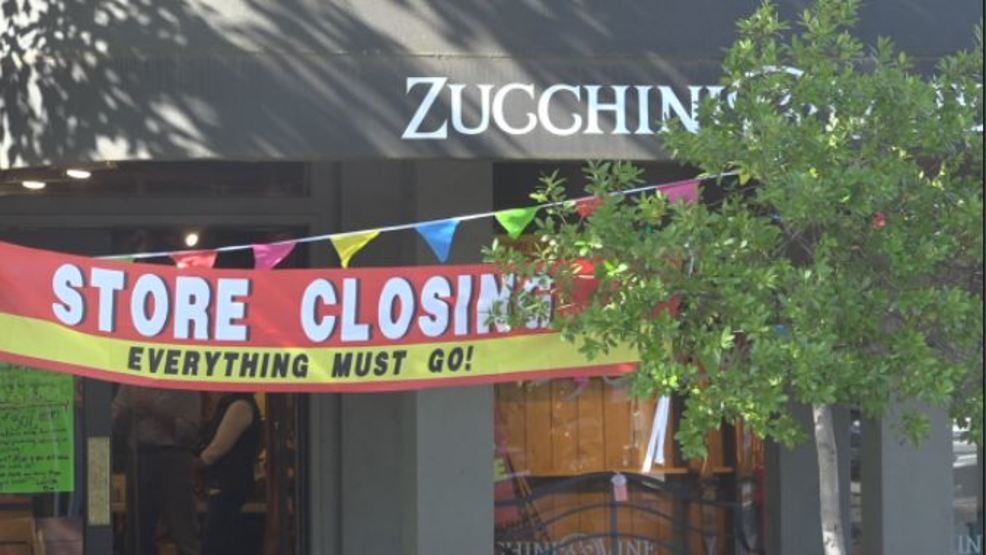 Zucchini & Vine closing after 42 years in downtown Chico