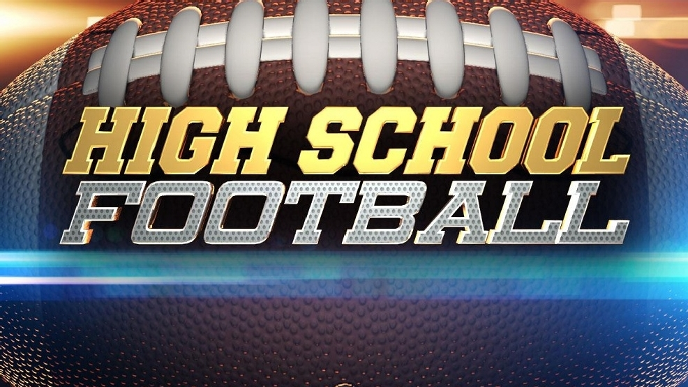 Week 9: High School Football Schedules and Scores