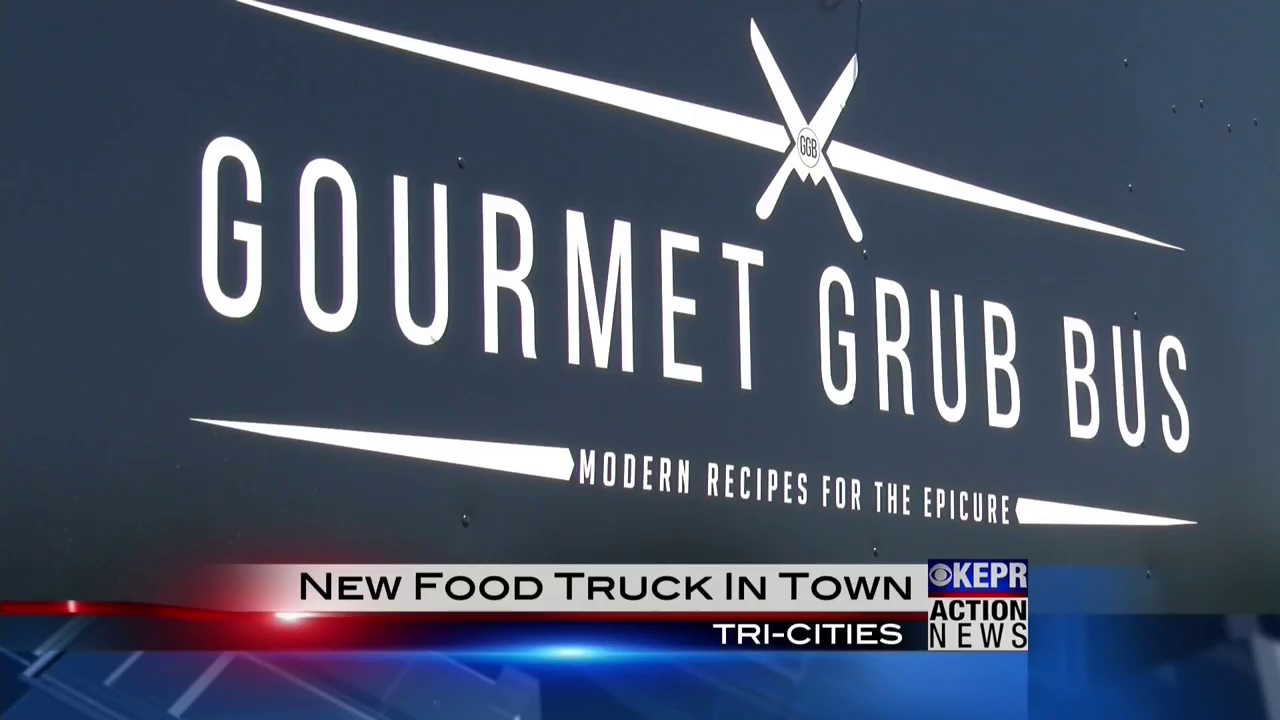 Meet Gourmet Grub Bus, the bold, new food truck in town